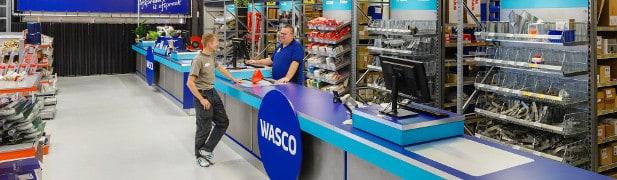 Wasco vestiging