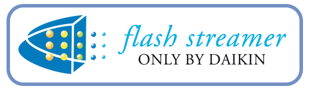 Betere luchtkwaliteit met de Daikin Flash-streamer