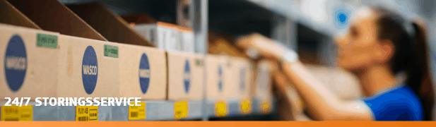 24/7 storingsservice