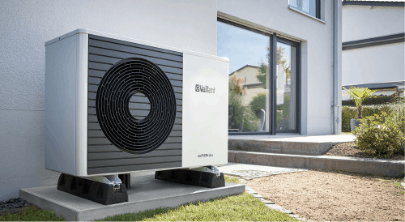 Nieuw: aroTHERM plus lucht-water warmtepomp
