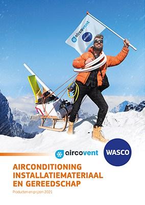 Airco Installatiemateriaal en gereedschap 2021