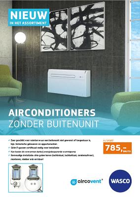 NIEUW: Airconditioners zonder buitenunit 2021