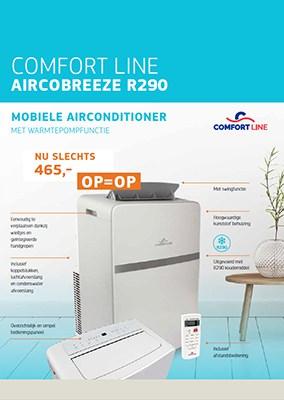 Comfort Line Mobiele Airco