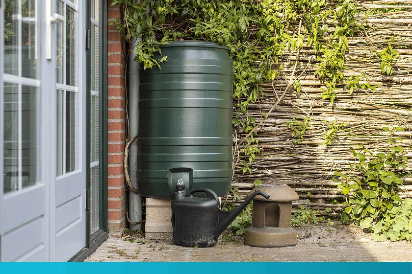 Opvang regenwater